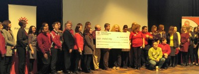 United Way Cheque presentation Jan 2016jpg